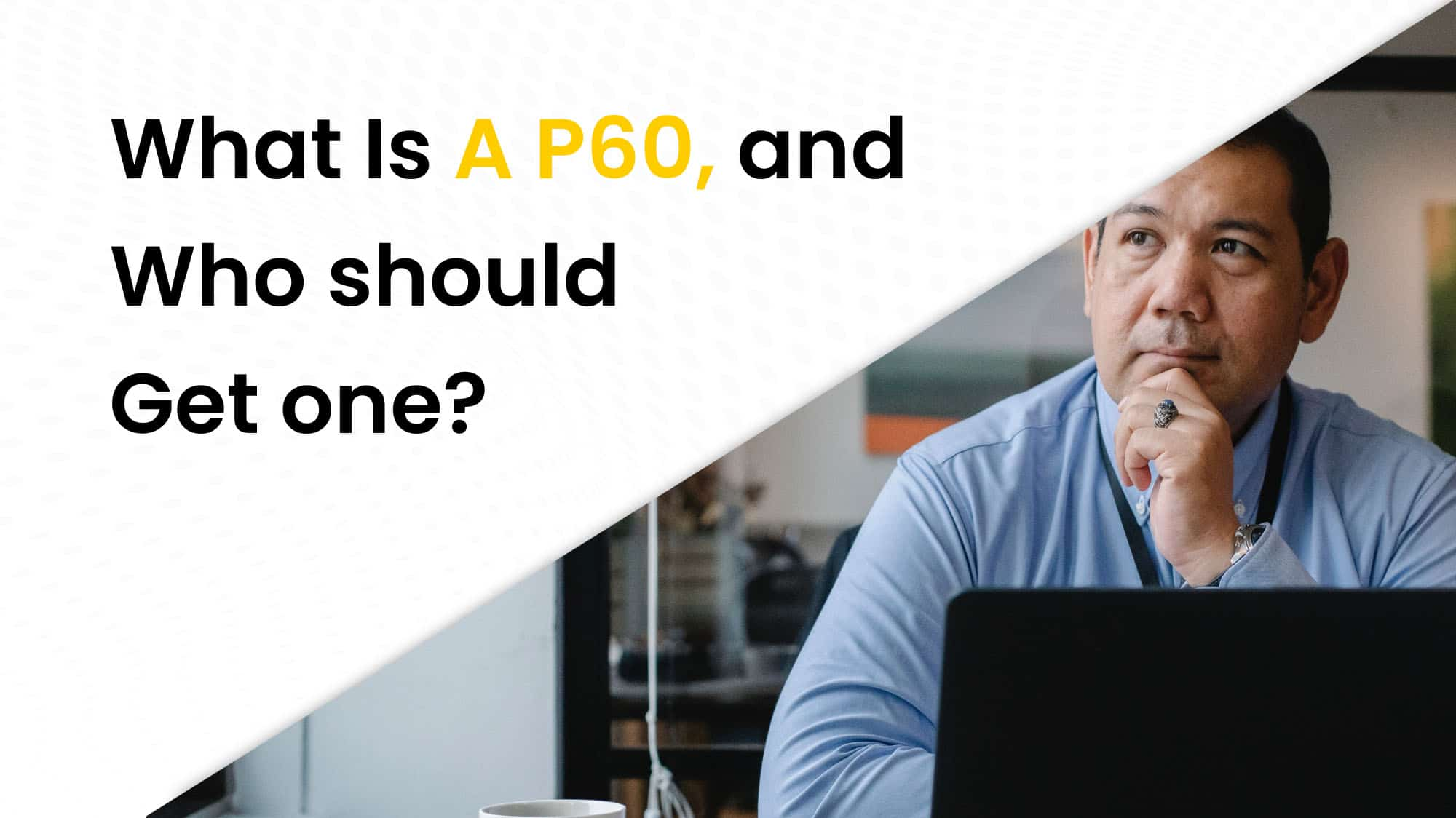 What is a P60