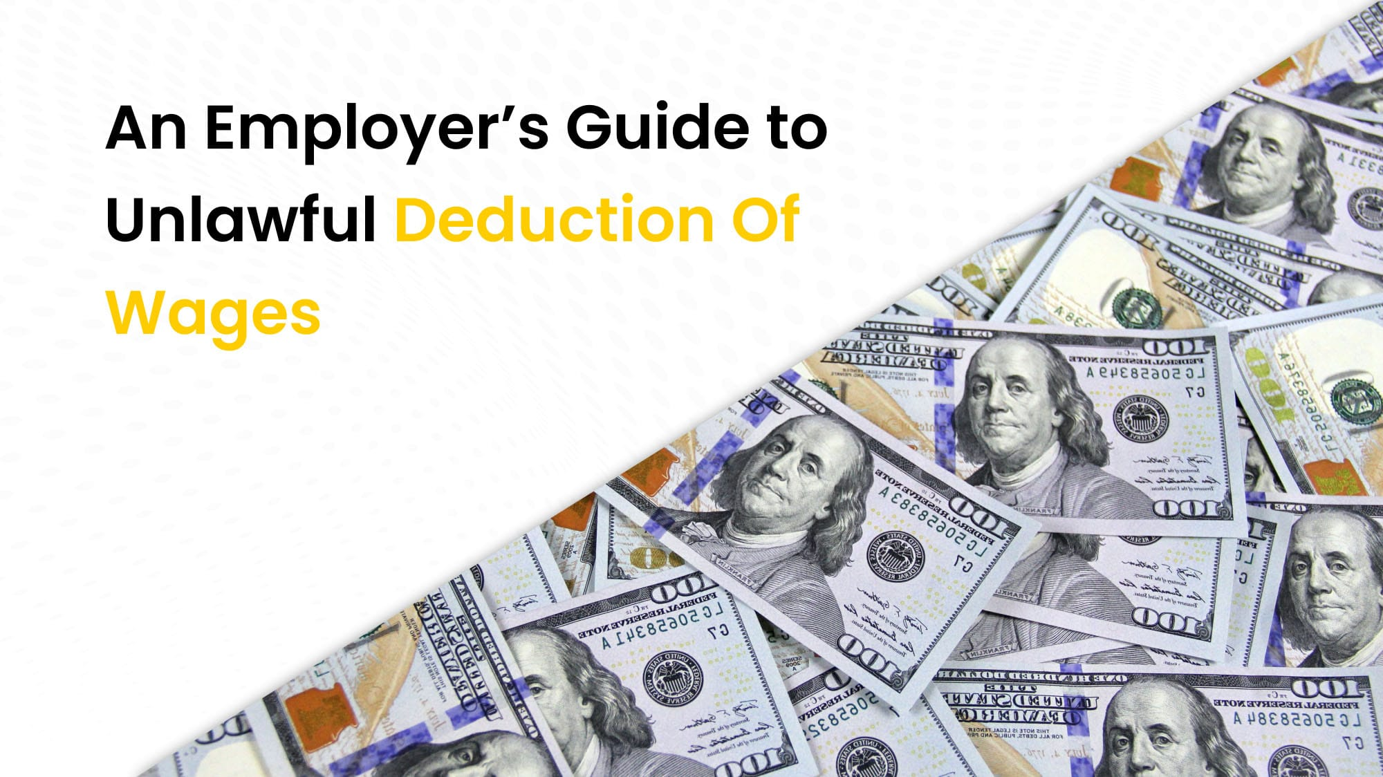 An employer_s guide to unlawful deduction of wages