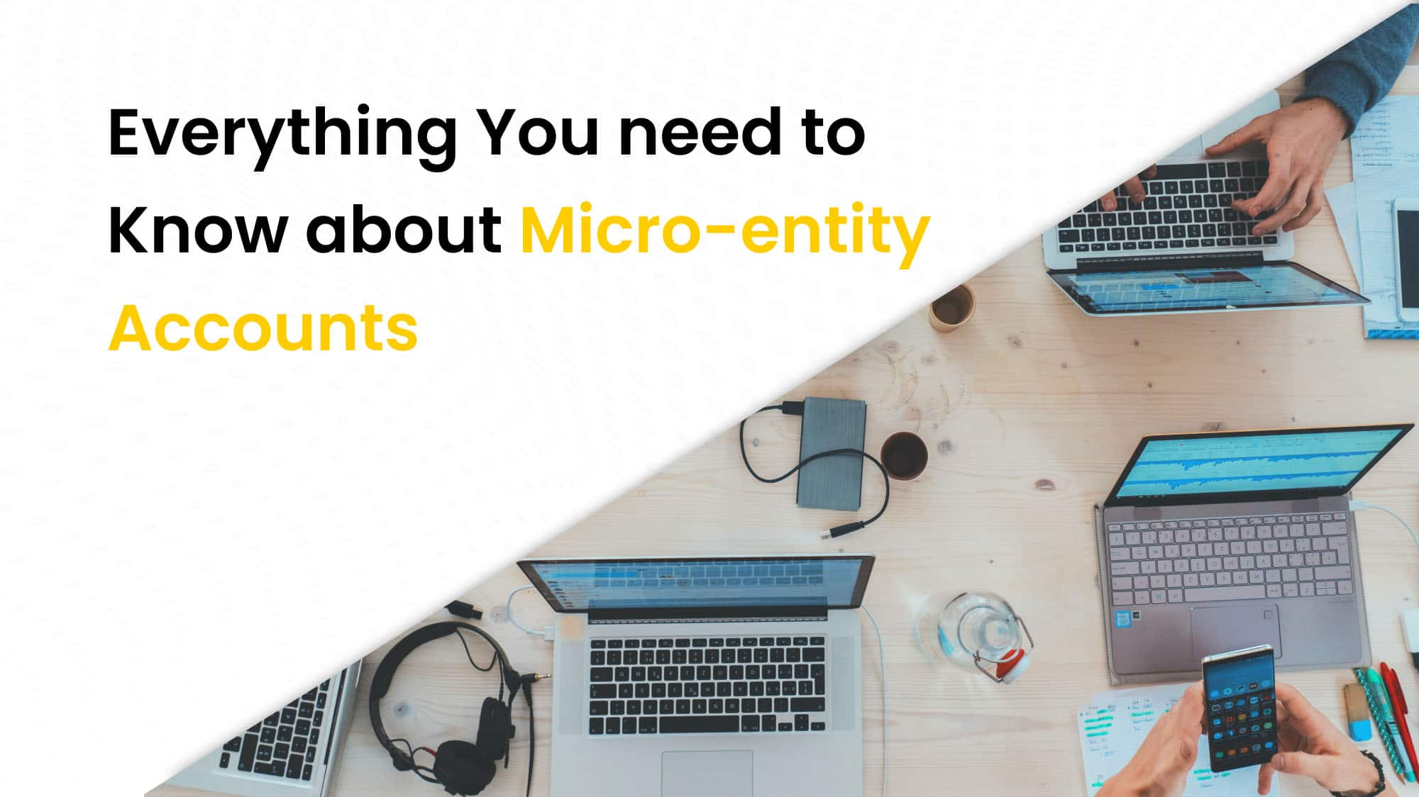 Everything you need to know about micro entity accounts