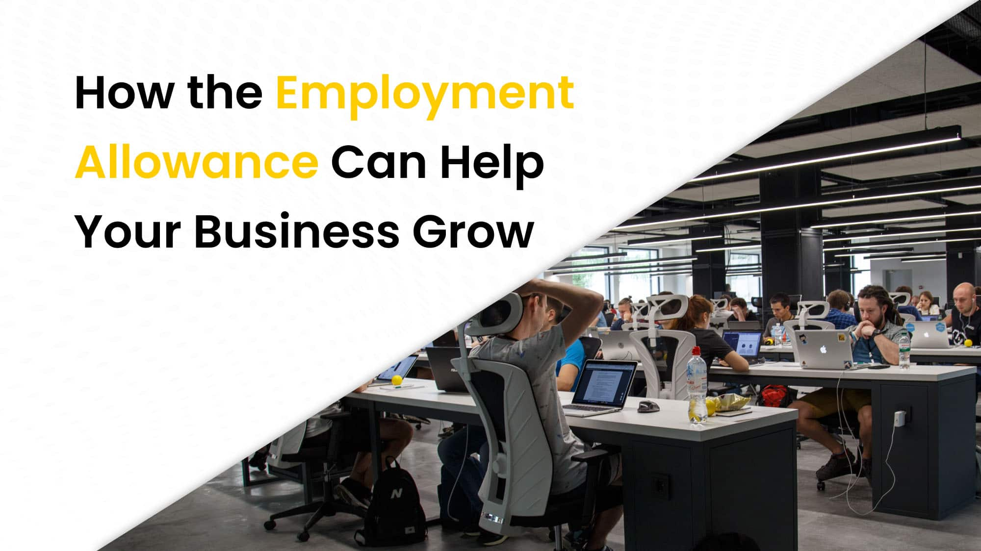 How the employment allowance can help your business grow